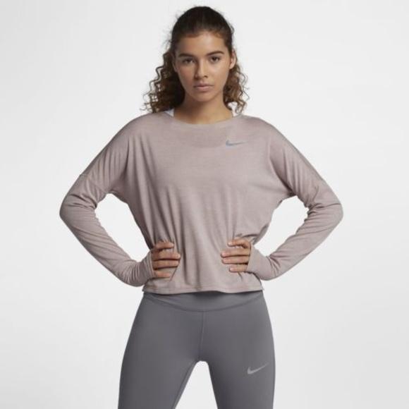6fc62d5997de8 Nike Tops | Drifit Medalist Womens Long Sleeve Top | Poshmark
